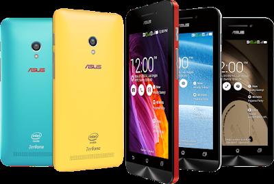 Cara Hard Reset Asus Zenfone 4, 5, 6 Android