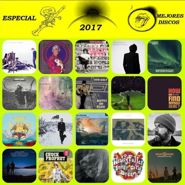 Los 20 mejores discos del 2017