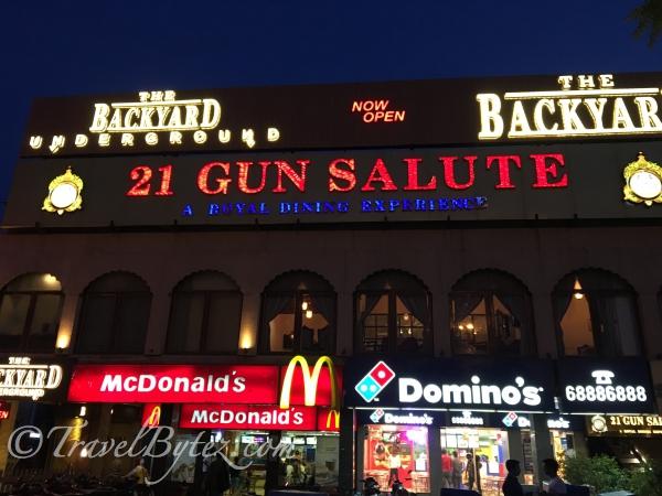 21 Gun Salute (Gurgaon)