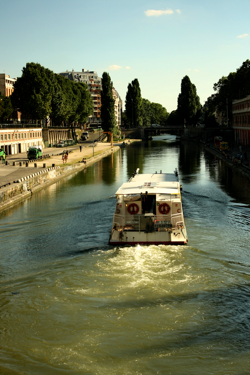 Canal, vedette