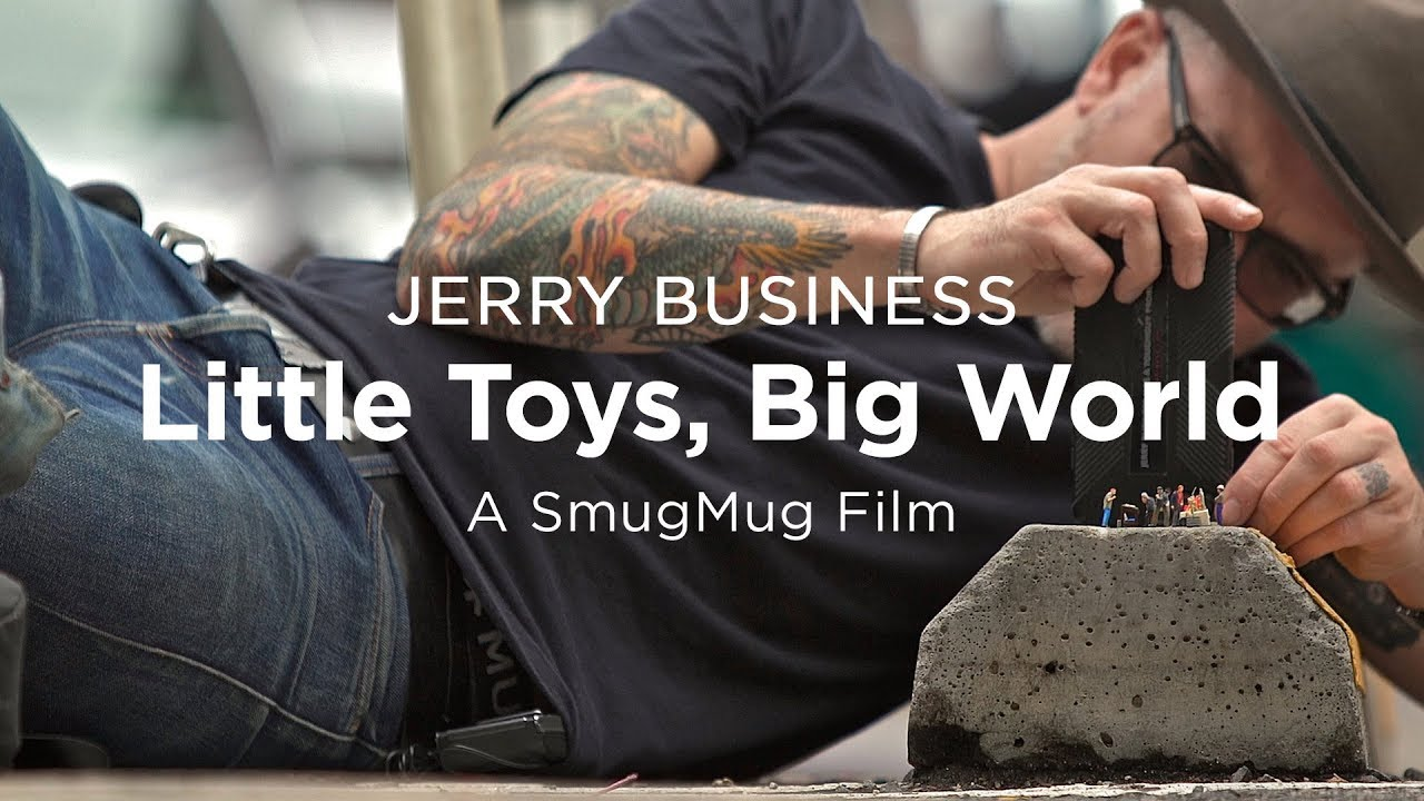 Jerry Business: Little Toys, Big World