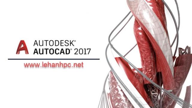 AutoCAD 2017 - Thiết kế đồ họa