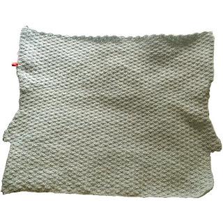 スリット入りプリンセスラインセーターの編み方, How to crochet a princess line sweater with slit, 腰侧开缝的公主造型毛衣的钩针编织方法