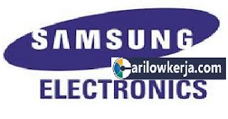 INFO Lowongan Kerja Samsung Electronics Indonesia Terbaru