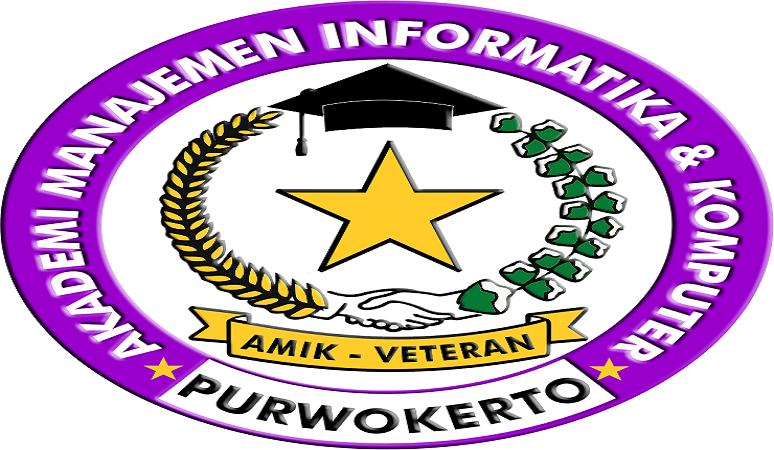 PENERIMAAN MAHASISWA BARU (AMIKVET-PWK) 2018-2019 AKADEMI MANAJEMEN INFORMATIKA DAN KOMPUTER VETERAN PURWOKERTO