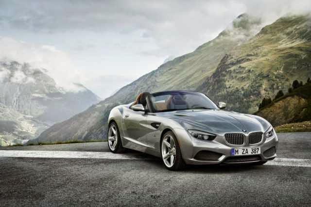 2018 Voiture Neuf BMW Z4 2018, Date De sortie, Prix, Revue, Photos, Concept