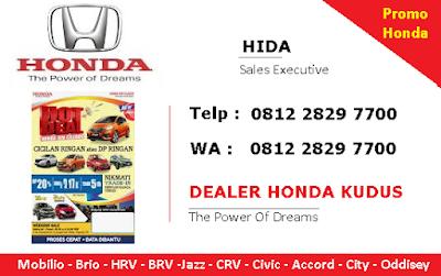 Honda kudus harga brio