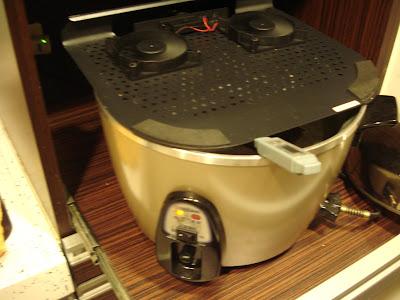大同電鍋變身低溫風乾機