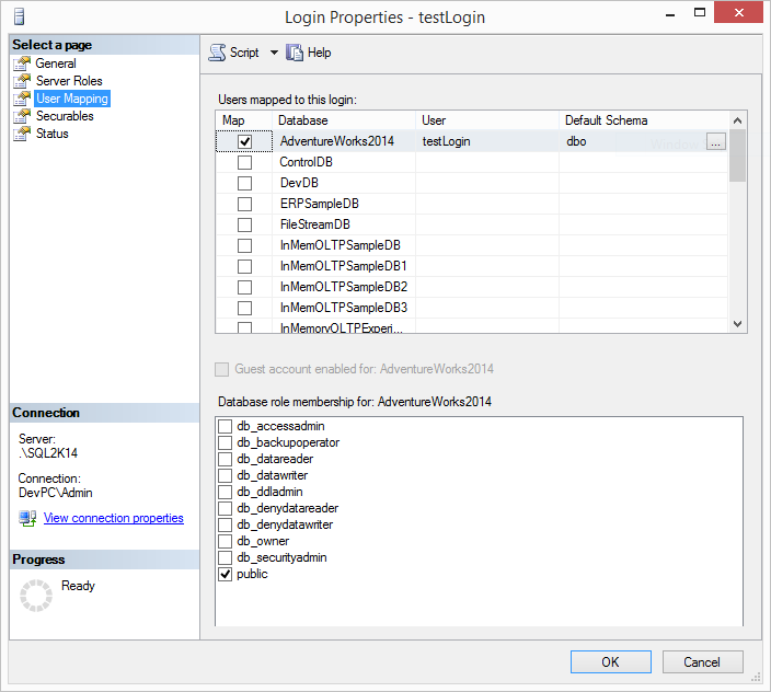 "The ""Public"" Database Role in SQL Server - Article on SQLNetHub"