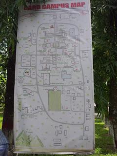 BARD Campus Map
