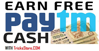 how to earn free paytm cash online tricksstore