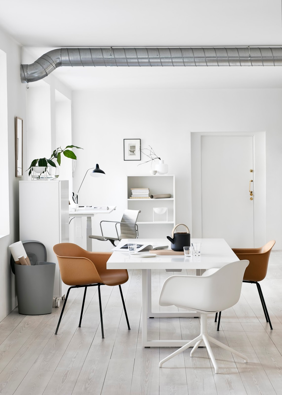 Only Deco Love Crisp And Beautiful Office Space
