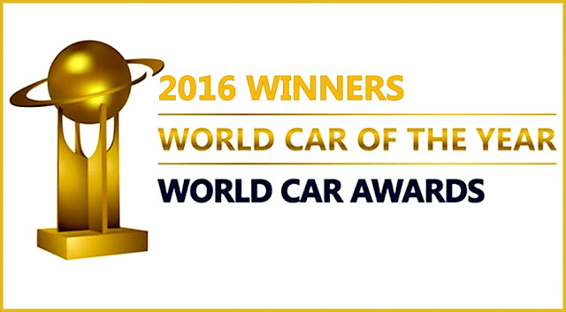 World Car Of The Year (WCOTY) 2016