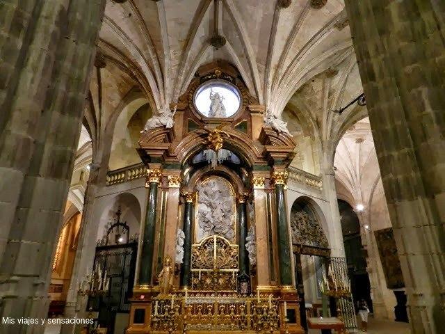 el Transparente de la Catedral de Cuenca, Castilla la Mancha