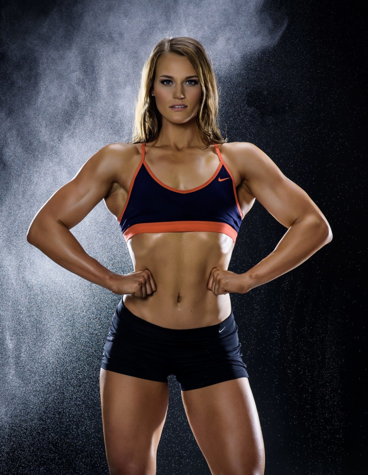Beautiful Muscular Women