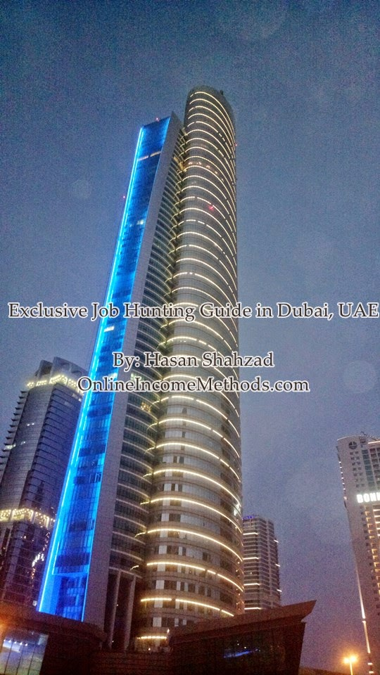 UAE, Dubai - Best Job Searching eBook / Job Hunting Guide and Resources