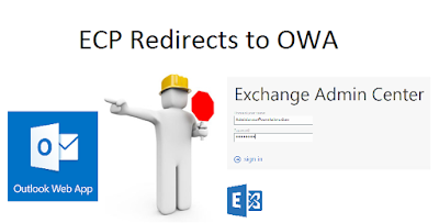 ECP Redirect to OWA