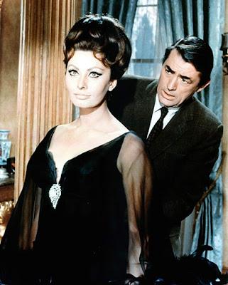 Arabesque 1966 Gregory Peck Sophia Loren Image 4