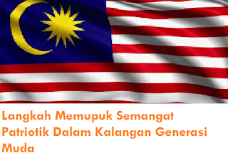 Semangat Patriotik Dalam Kalangan remaja