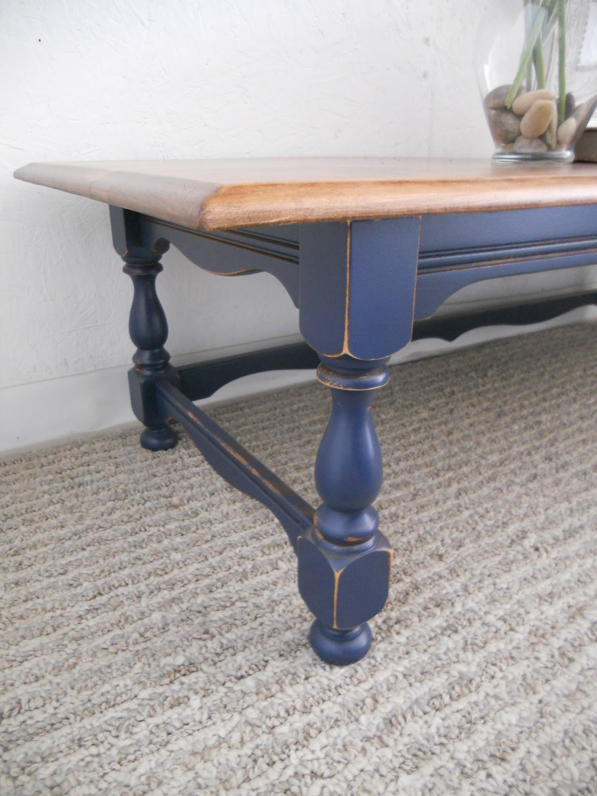 {createinspire}: Navy Coffee Table