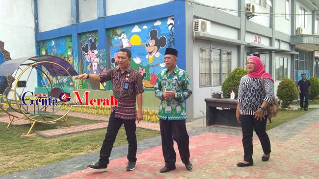 Lapas Gunungsugih Sebagai Instansi Pendukung Predikat Kabupaten Responsif Gender