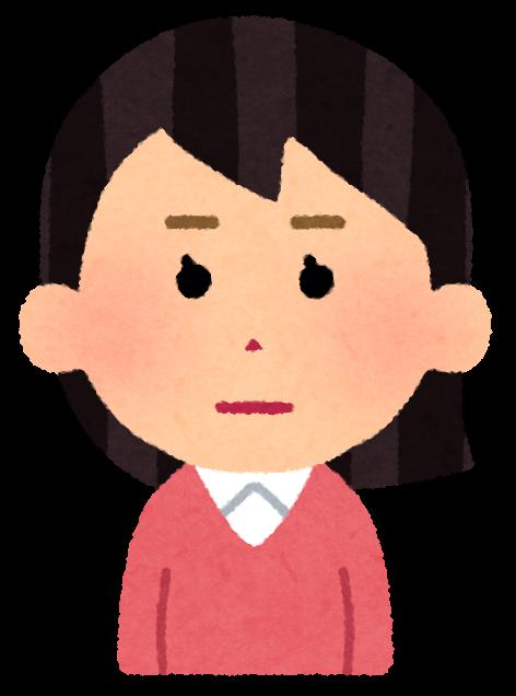 怒る女性のイラスト(5段階) | かわいいフリー素材集 いらすとや