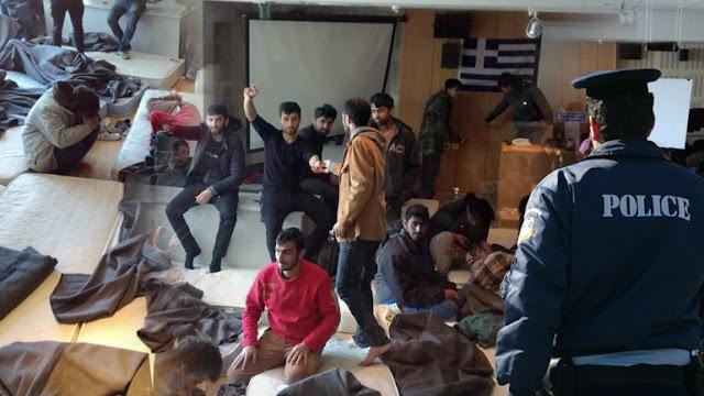 IΔΟΥ πώς είχε στηθεί το κύκλωμα διακίνησης μεταναστών μέσω Κρήτης με προορισμό την Ιταλία! (ΦΩΤΟ & ΒΙΝΤΕΟ )