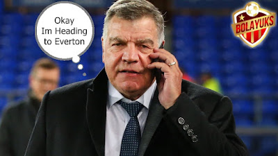 Big Sam Senang Akhirnya Bisa Membesut Everton