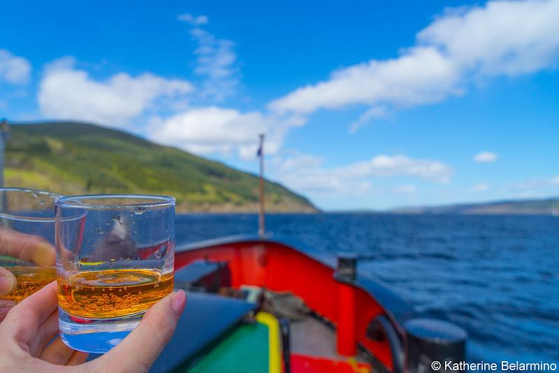 IRN-BRU Scotland Cruise Caledonian Discovery