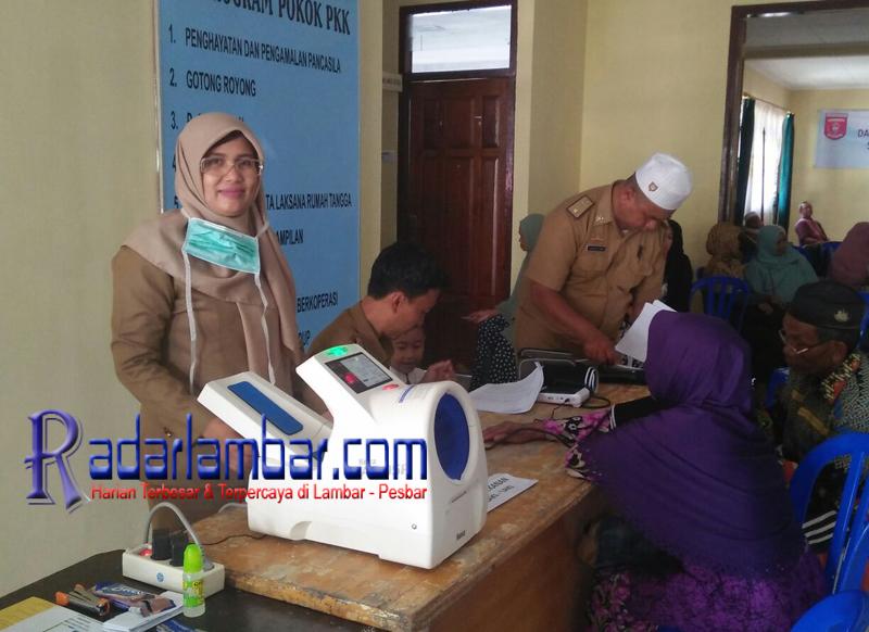 122 Calon Jamaah Haji Disuntik Vaksin Meningitis