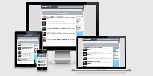 Brosense RBZ Responsive Blogger Template