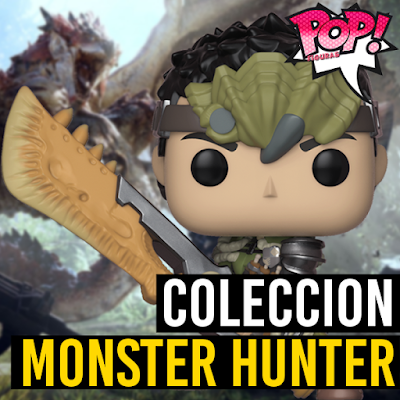 Lista de figuras funko pop de Funko POP Monster Hunter