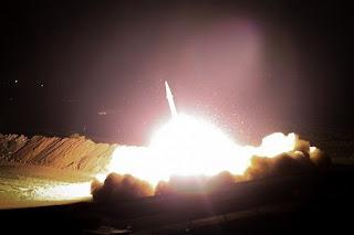 Pangkalan Udara Ayun al-Assad Dibombardir