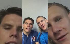 Кто подставил хорватских футболистов