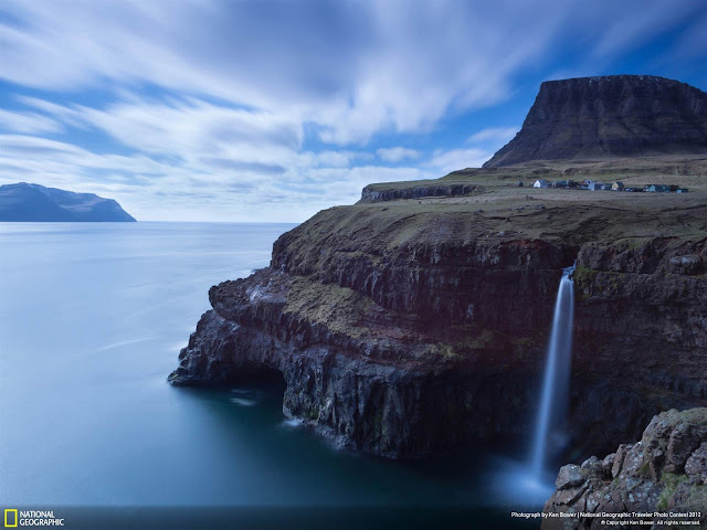National Geographic Wallpapers Photography Sea Cliff