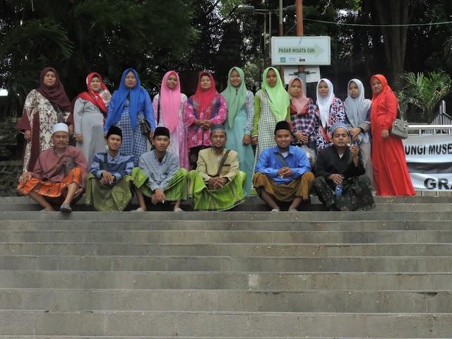 Dewan Guru MMU B-06 Adakan Ziarah Wali Limo