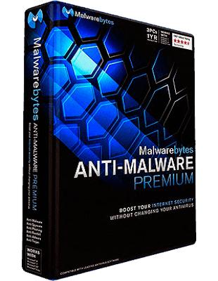 Malwarebytes Premium 3.0.4.1269 poster box cover