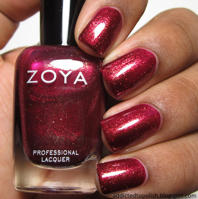 Zoya Teigen Ignite Fall 2014