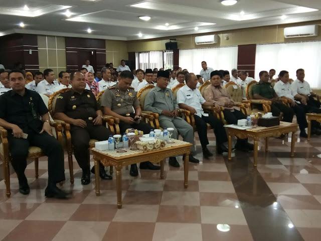 Pemkab Muba Launching e-Kelembagaan