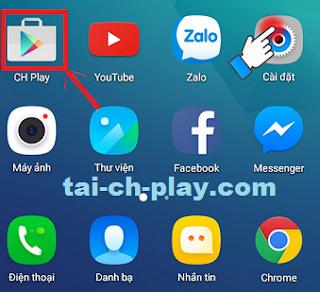 Ch Play - Tải ứng dụng Ch Play APK miễn phí cho Android