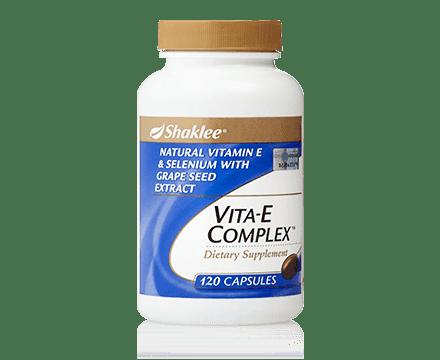 Vitamin E rawat jeragat, vitamin E cegah jeragat, vitamin E antioksidan