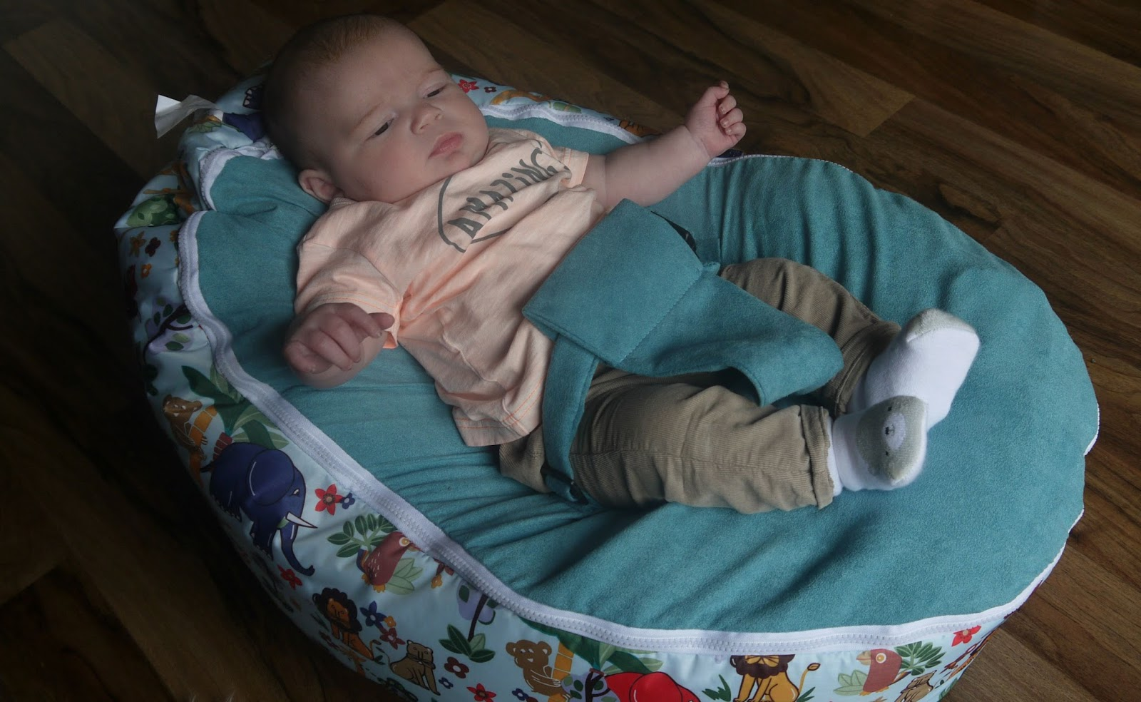 Peachy Mummy Monday Baby Bean Bag Bralicious Painted Fabric Chair Ideas Braliciousco