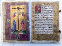 An Illuminated Altar Missal