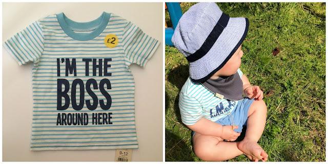 what baby jacob wore