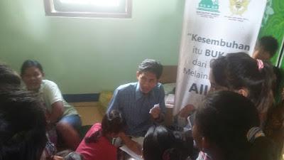 Registrasi Amal Madani Indonesia