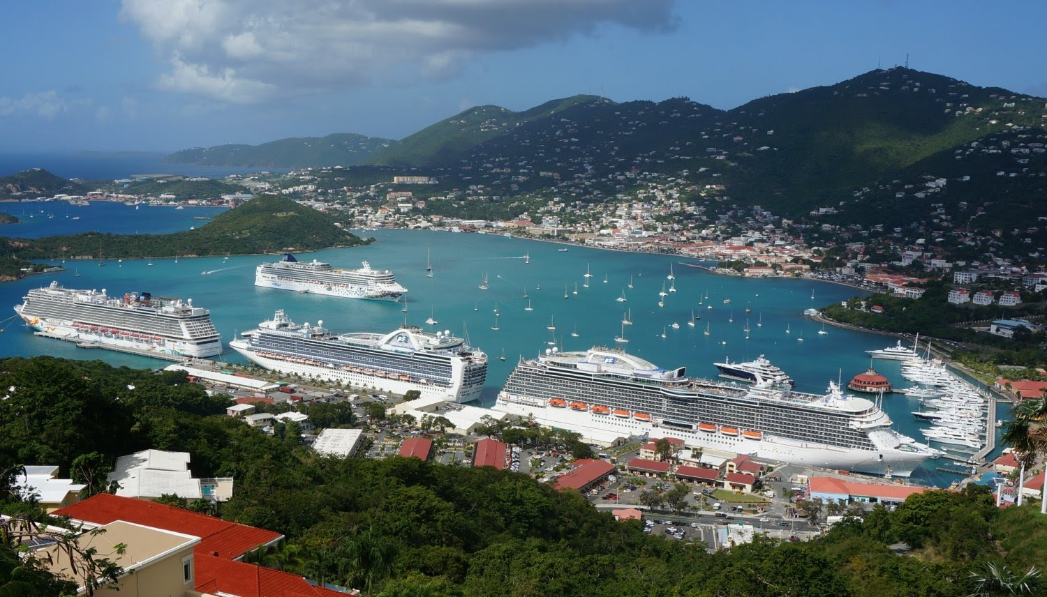 St. Thomas U.S. Virgin Islands Vacation Packages |Travel ...