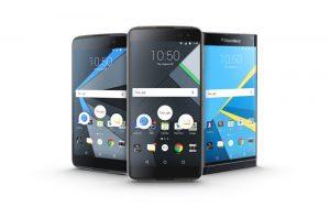 BlackBerry DTEK60 announced