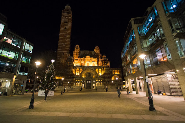 Westminster Cathedral-Londra