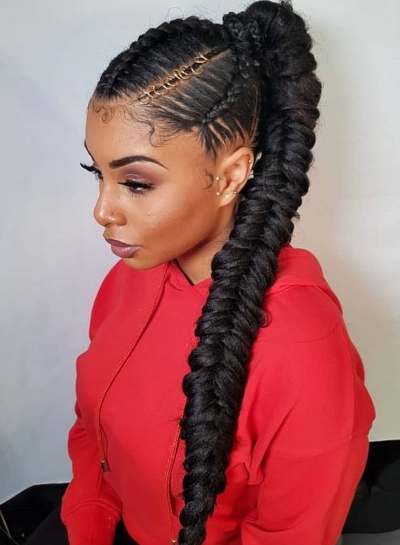 Terrific 47 Best African Fishtail Braids Hairstyle 2019 For Black Hair Schematic Wiring Diagrams Phreekkolirunnerswayorg
