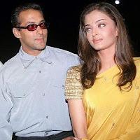Salman Khan dengan Aishwarya Rai